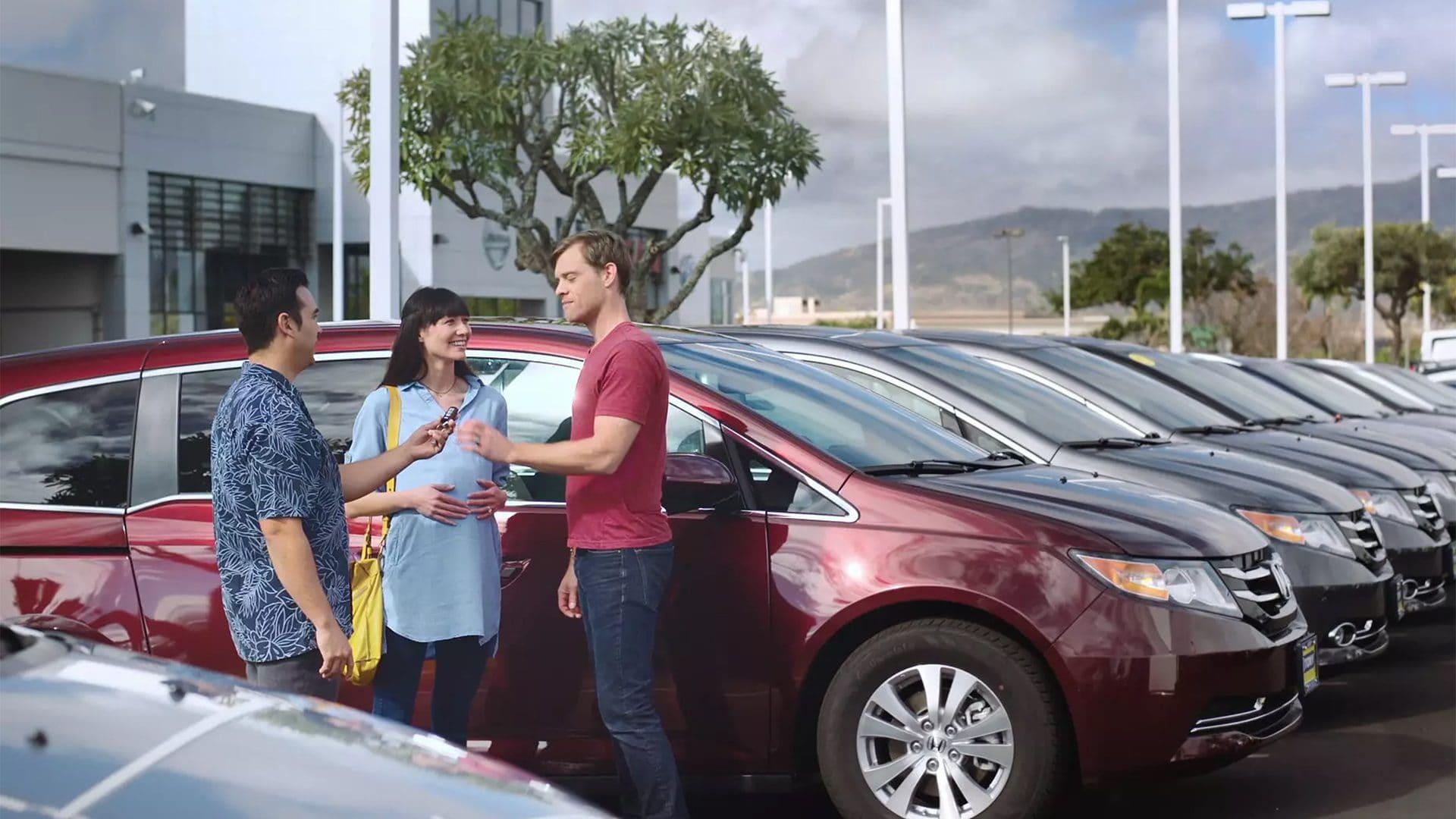 "First Hawaiian Bank | ""Family Van"" | TV Commercial :30"